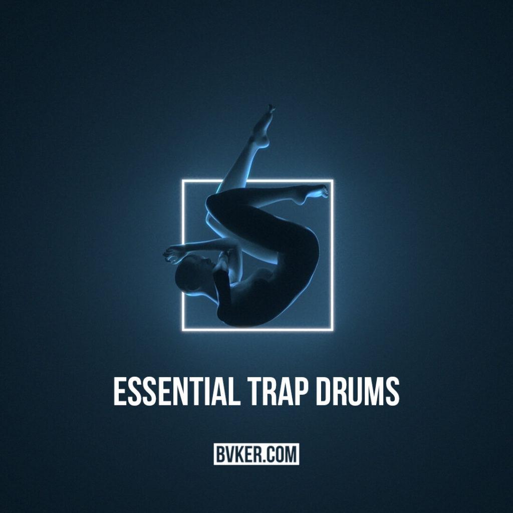 BVKER - Essential Trap Drums