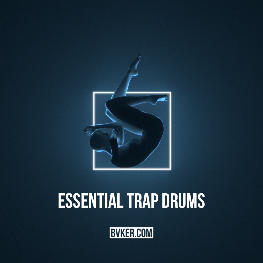 BVKER - Essential Trap Drums