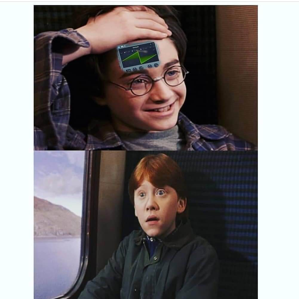 xfer serum harry potter meme