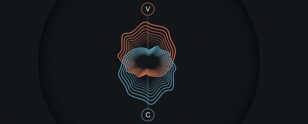 iZotope VocalSynth 2 Screenshot