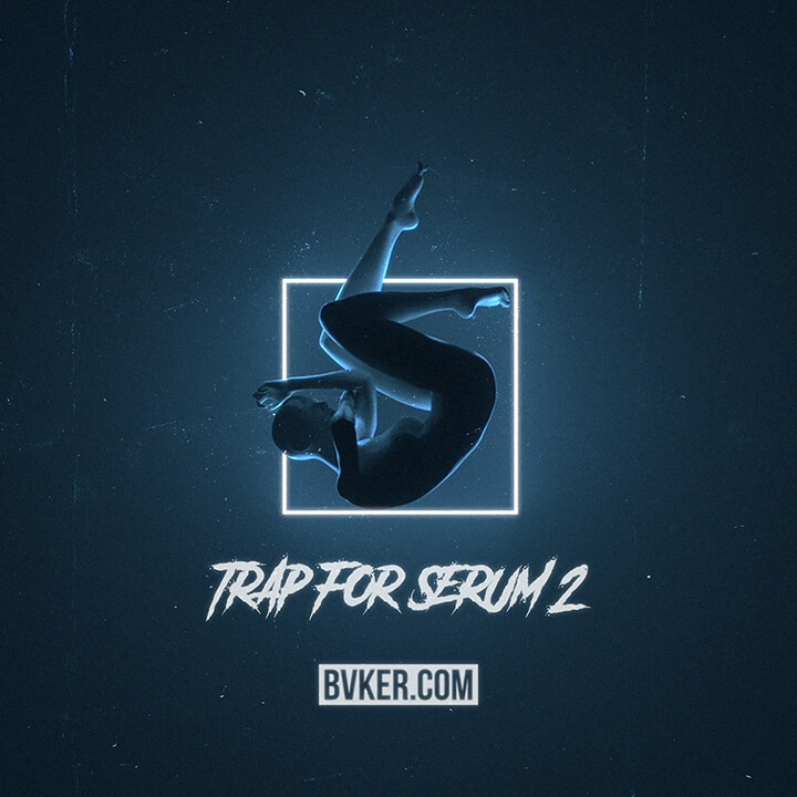 BVKER - Trap For Serum Vol. 2 Cover