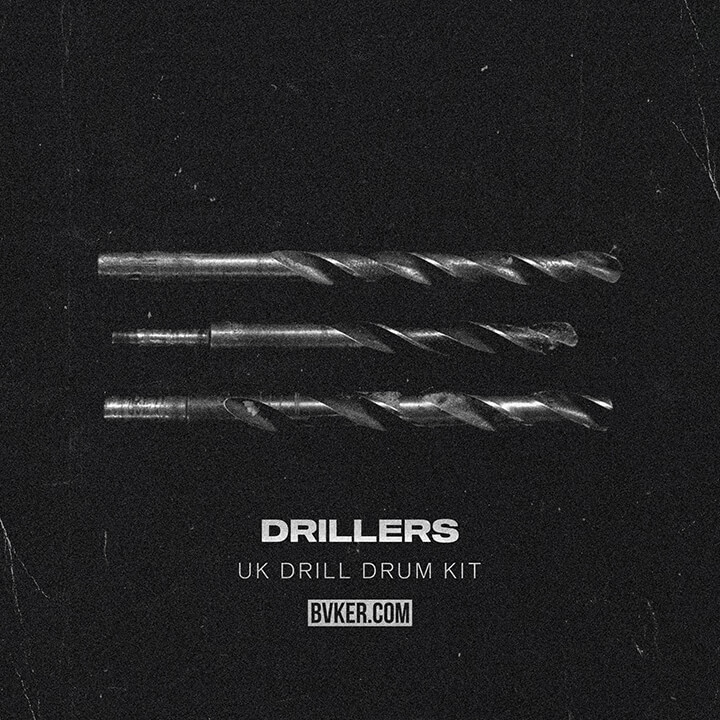 Drillers - UK Drill Drum Kit