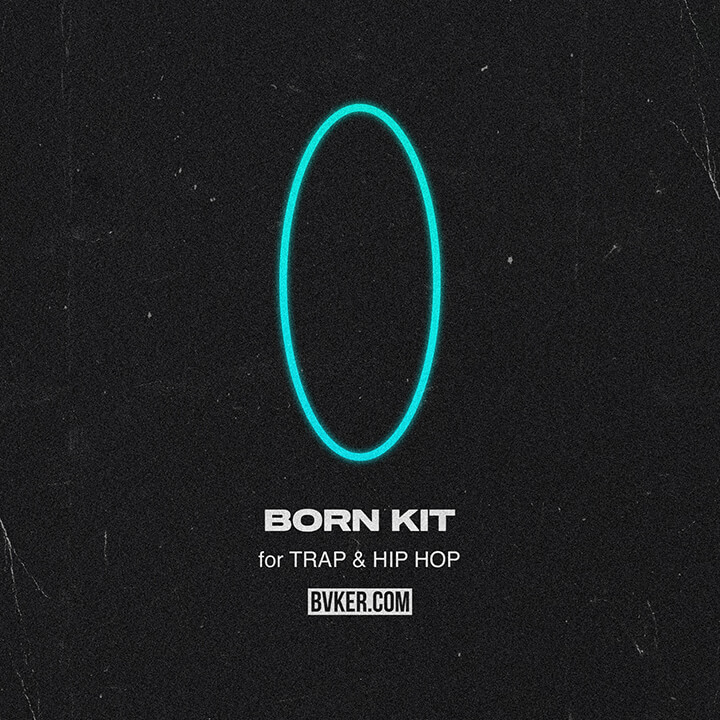 Born - Pierre Bourne Type Drum Kit