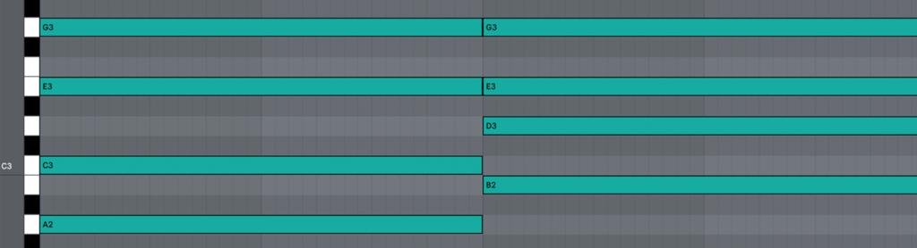 LoFi Chords 02