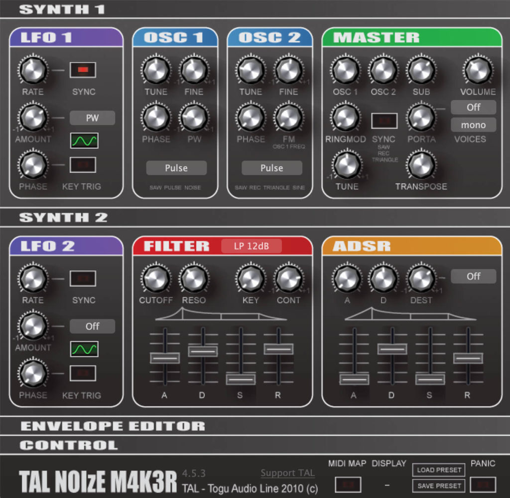 TAL NoiseMaker Overview