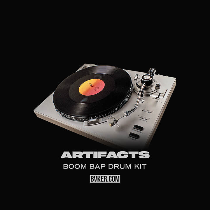 Artifacts Boom Bap Samples - BVKER