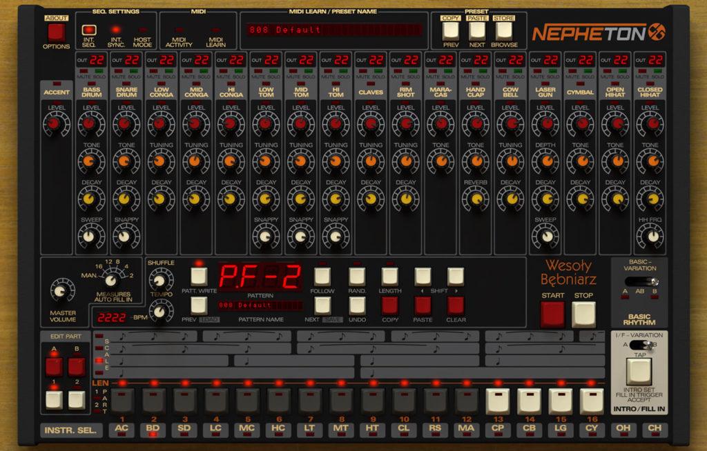 D16 Group Nepheton Screenshot